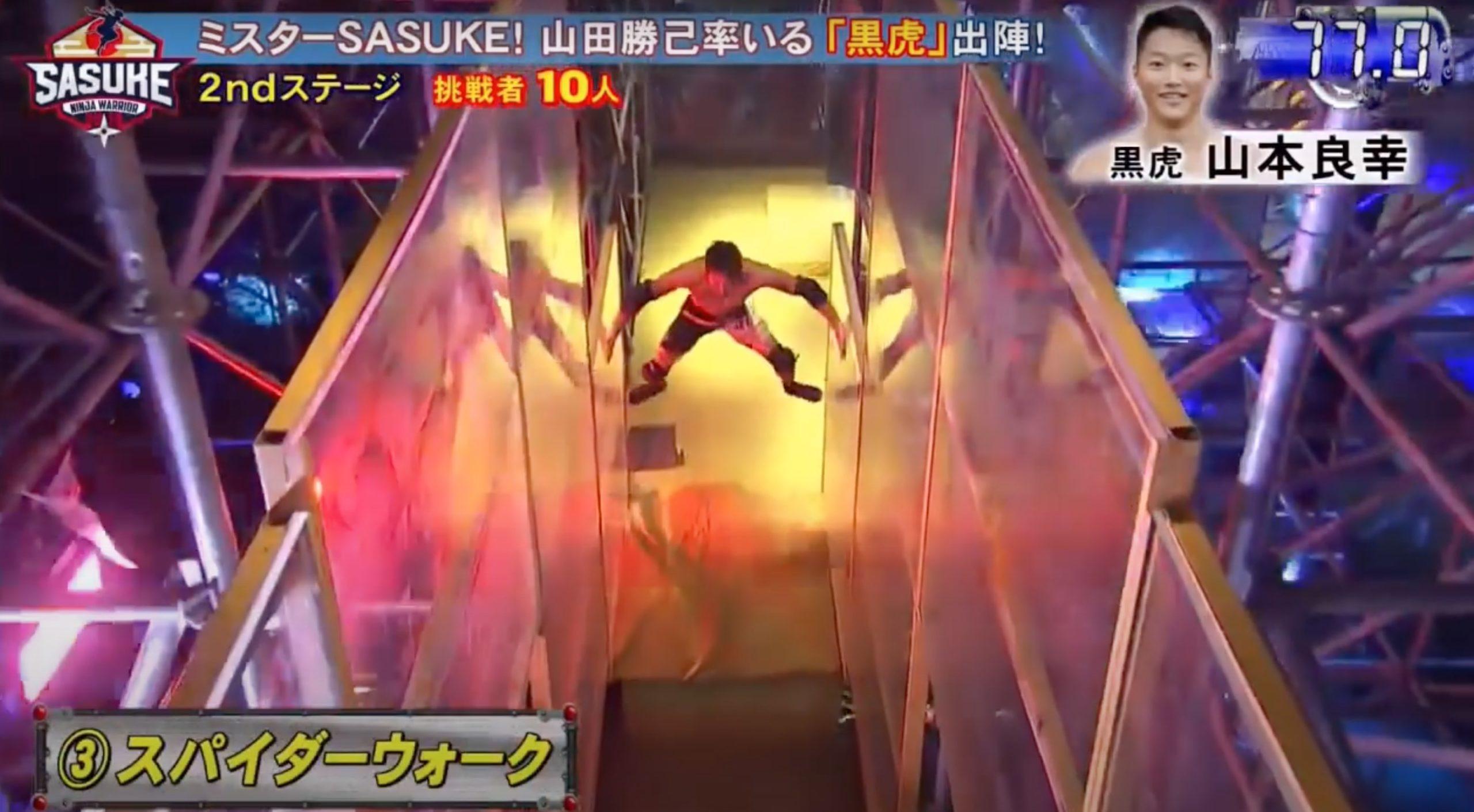 SASUKE(サスケ)2020のステージコース一覧と新エリア