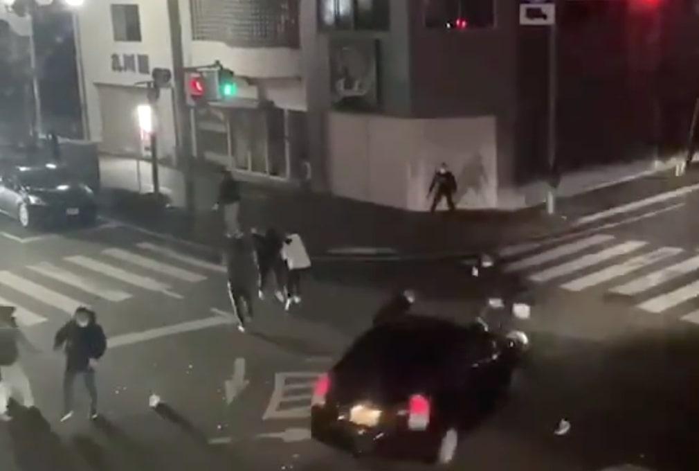 群馬県伊勢崎市の発砲事件の犯人と地図