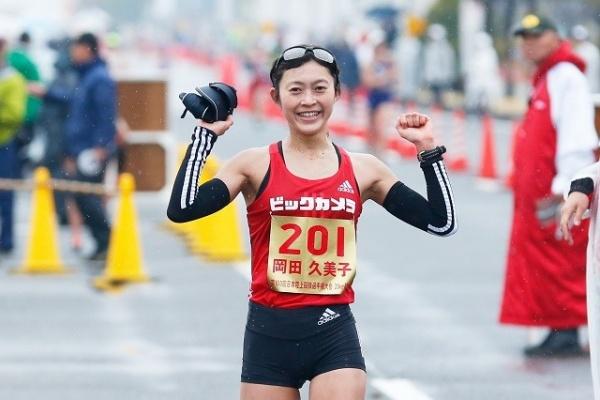 鈴木雄介(競歩)の嫁が可愛い