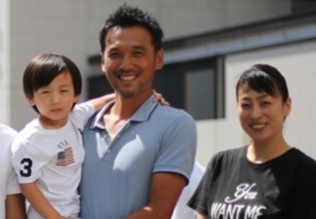 橋岡優輝の家系図