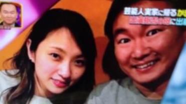 かまいたち山内健司の嫁(妻)